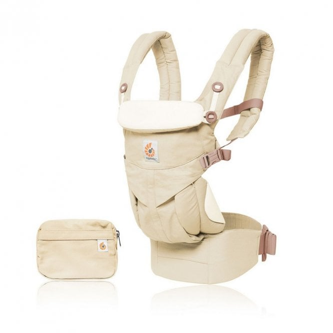 Omni 360 Baby Carrier - Natural