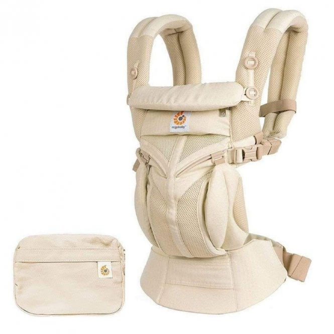 Omni 360 Cool Air Mesh Baby Carrier - Natural Weave