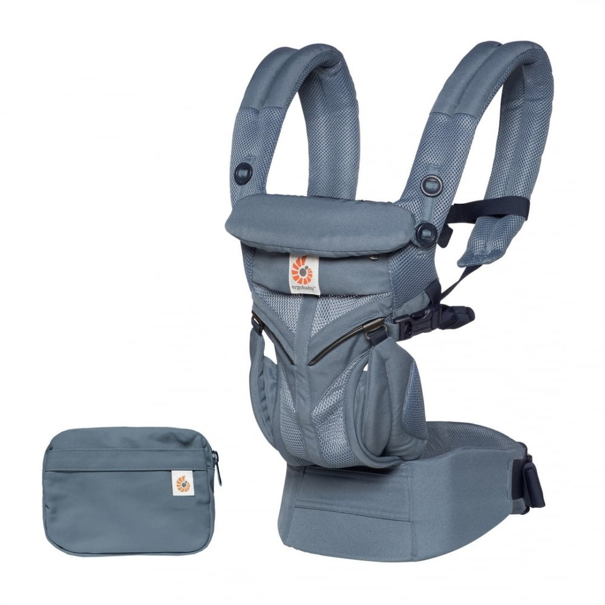 62ac0c3296e Ergobaby Omni 360 Cool Air Mesh Baby Carrier