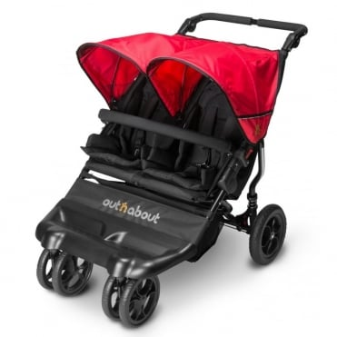 Little Nipper Double Pushchair