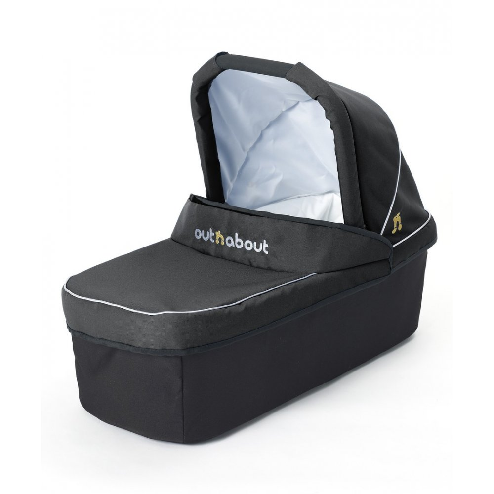 buy out n about nipper double carrycot from buggybaby. Black Bedroom Furniture Sets. Home Design Ideas