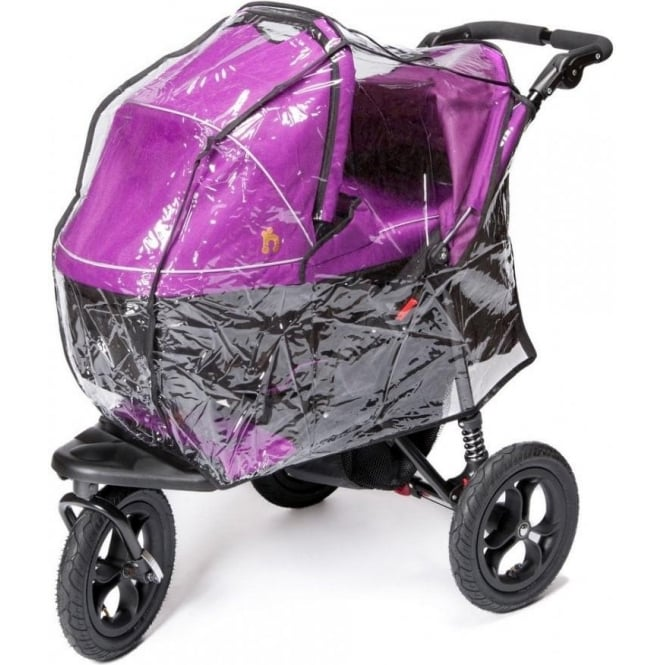 Nipper Single Carrycot Raincover XL