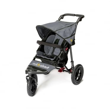 Nipper Single v4 Pushchair