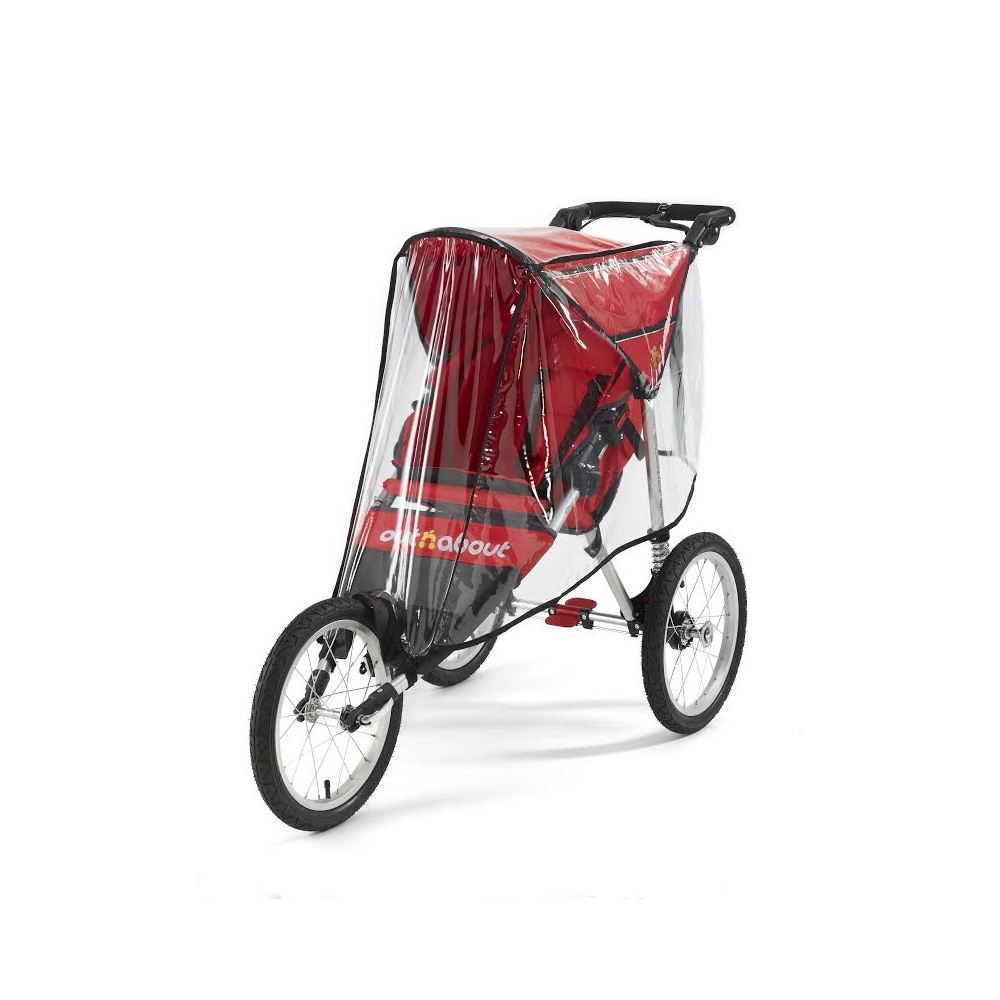 buy out n about nipper sport raincover from buggybaby. Black Bedroom Furniture Sets. Home Design Ideas