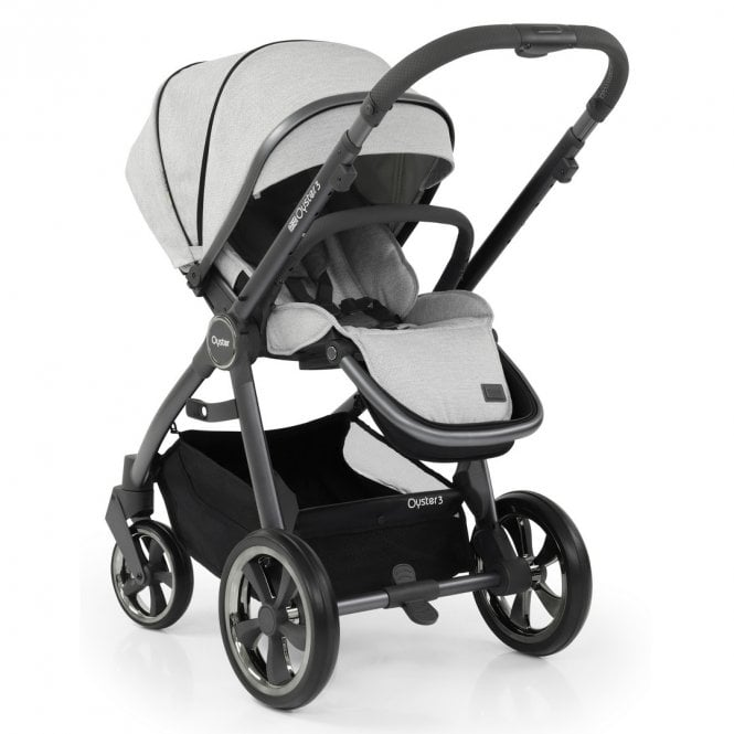 Oyster 3 Pushchair - Tonic On City Grey