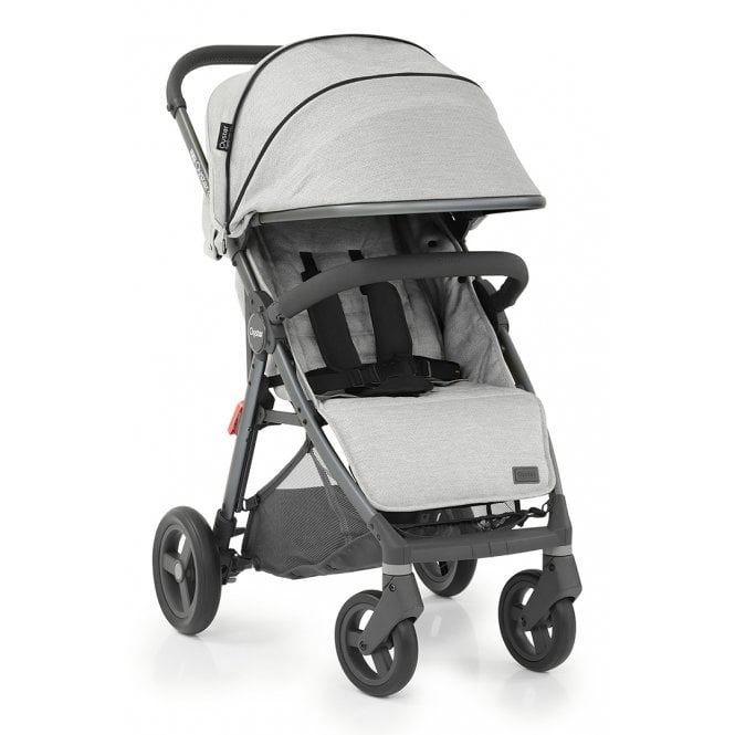 Oyster Zero Gravity Stroller - Tonic On City Grey