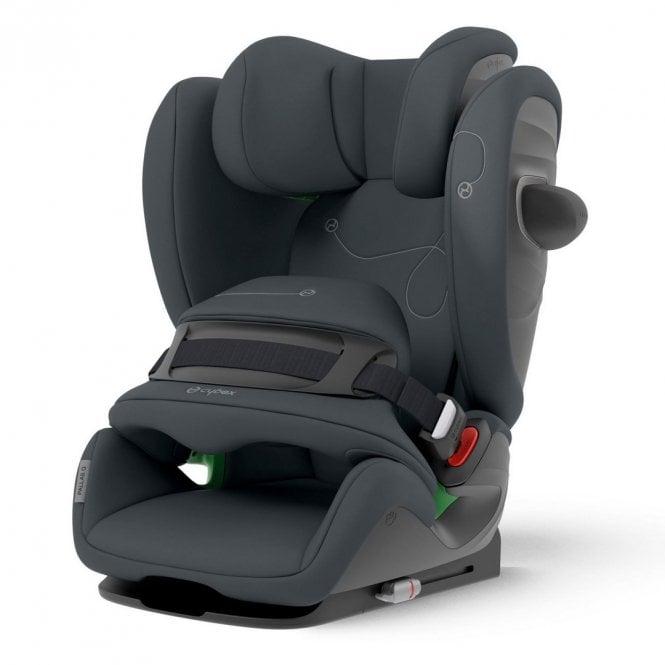 Pallas G i-Size Car Seat - Granite Black