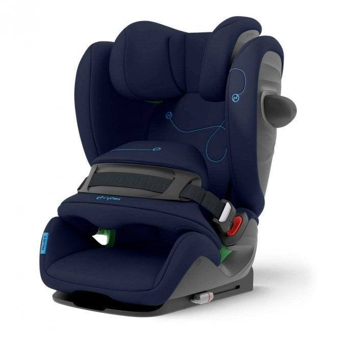 Pallas G i-Size Car Seat - Navy Blue