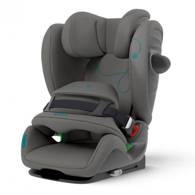 Pallas G i-Size Car Seat - Soho Grey