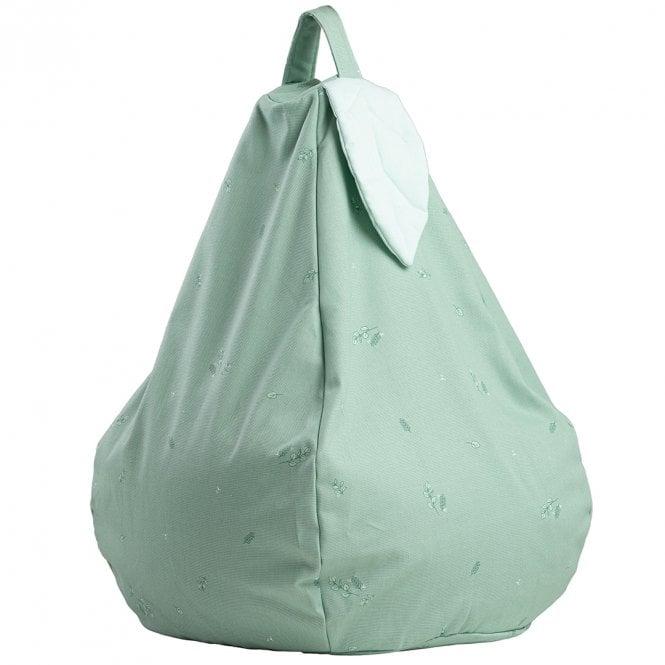 Pear Beanbag - Minty Green