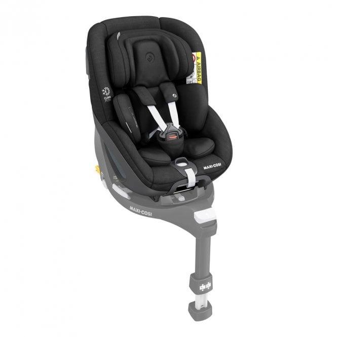 Pearl 360 Car Seat - Authentic Black
