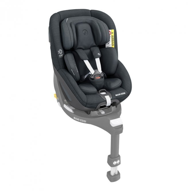 Pearl 360 Car Seat - Authentic Graphite