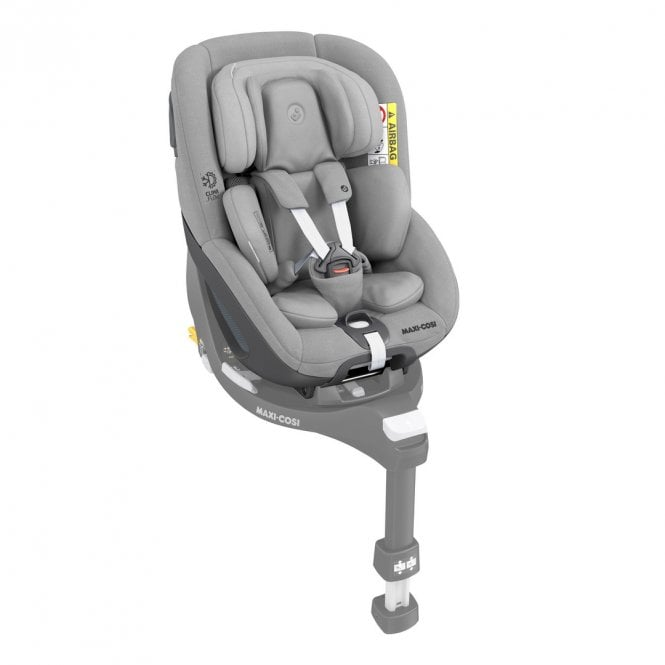 Pearl 360 Car Seat - Authentic Grey