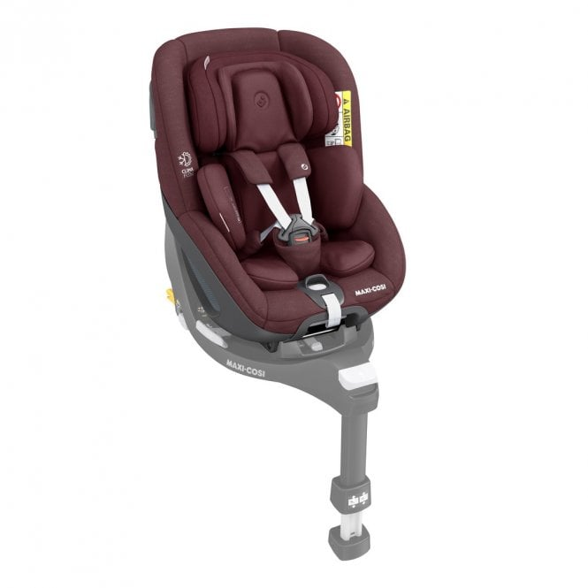 Pearl 360 Car Seat - Authentic Red