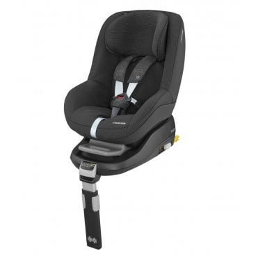 Pearl Car Seat + FamilyFix Base