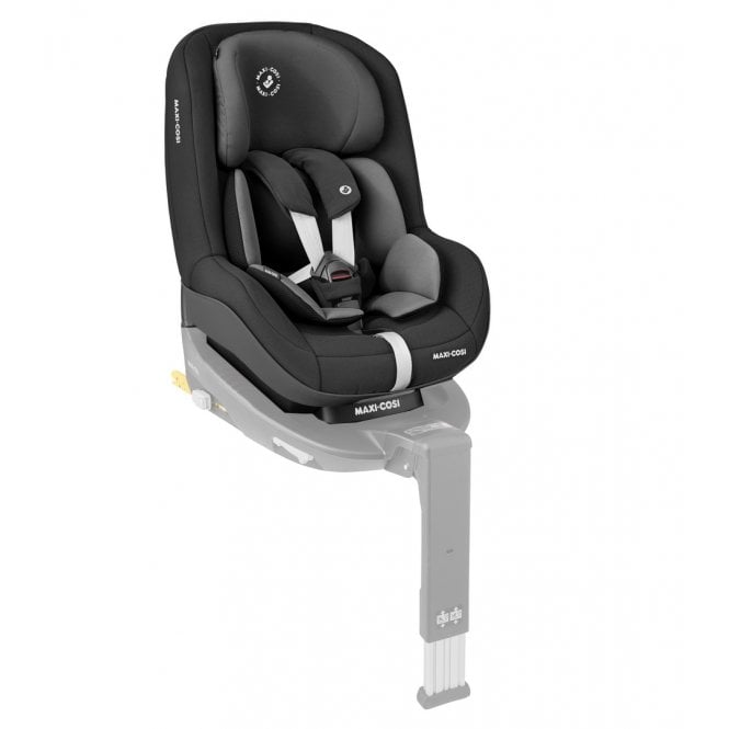 Pearl Pro2 i-Size Car Seat - Authentic Black
