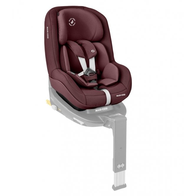Pearl Pro2 i-Size Car Seat - Authentic Red
