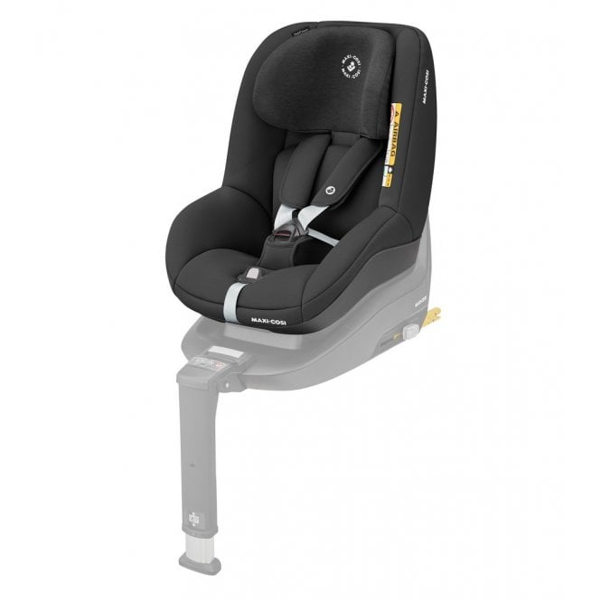 Pearl Smart i-Size Car Seat - Authentic Black