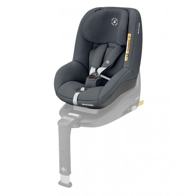 Pearl Smart i-Size Car Seat - Authentic Graphite