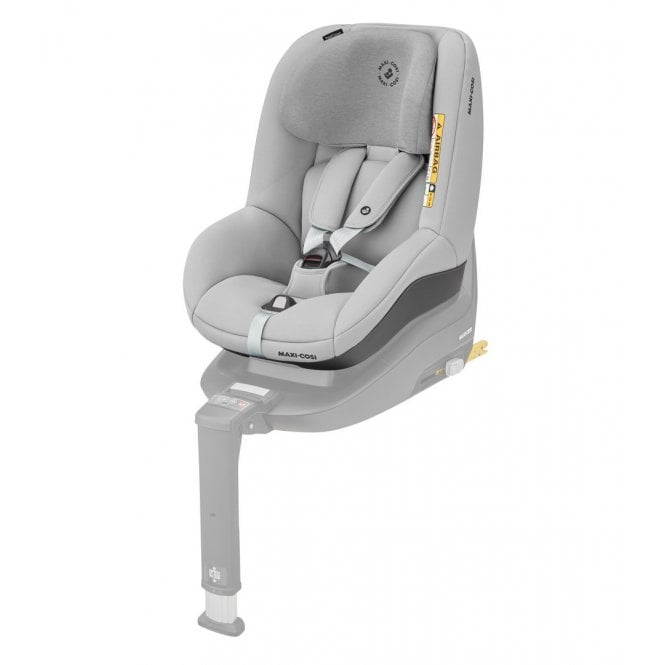 Pearl Smart i-Size Car Seat - Authentic Grey