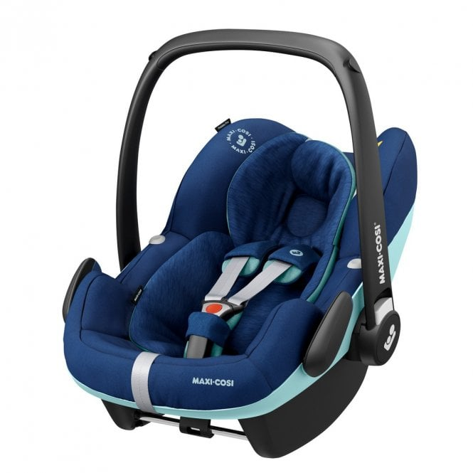 Pebble Pro i-Size Car Seat - Essential Blue