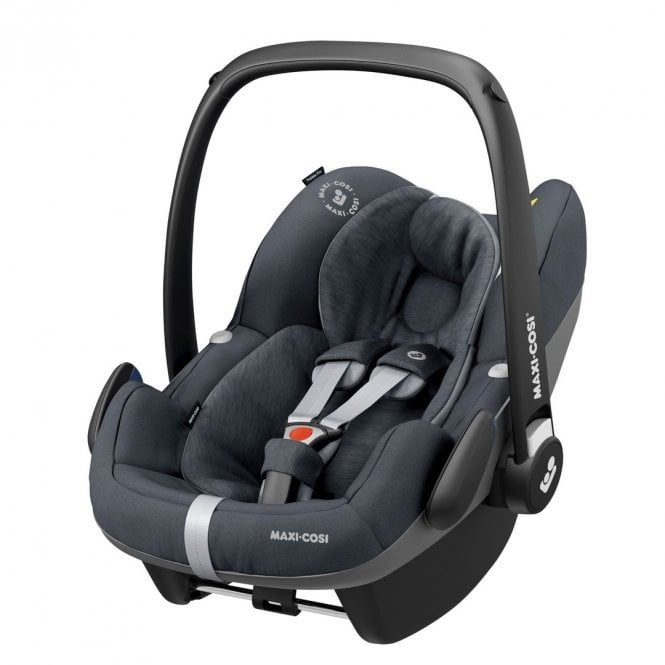 Pebble Pro i-Size Car Seat - Essential Graphite