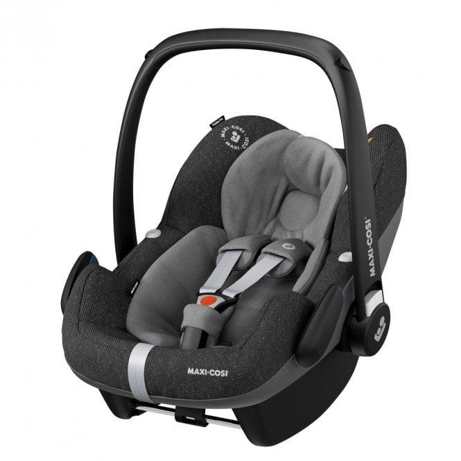 Pebble Pro i-Size Car Seat - Sparkling Grey