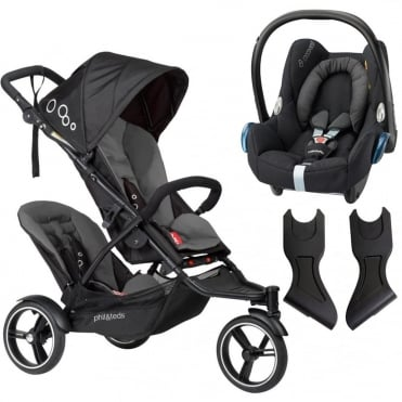Dot V3 + Double Kit Travel System + CabrioFix