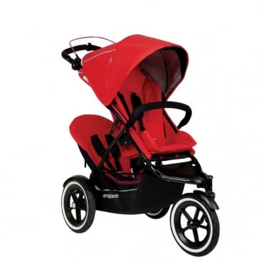 Sport v5 Pushchair + Double Kit
