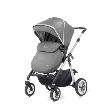 Pioneer Pram & Pushchair Chrome Chassis