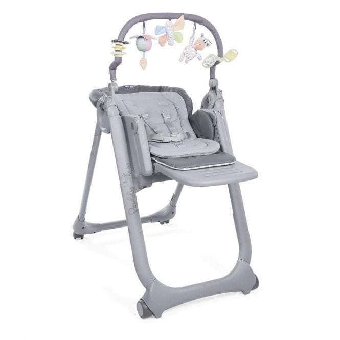 Polly Magic Relax Highchair - Graphite