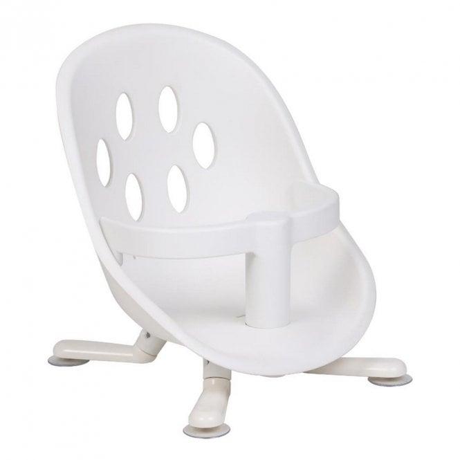 Poppy Bath Seat - White