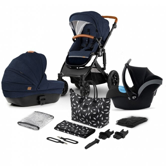 Prime 2020 3 in 1 Travel System - Deep Navy