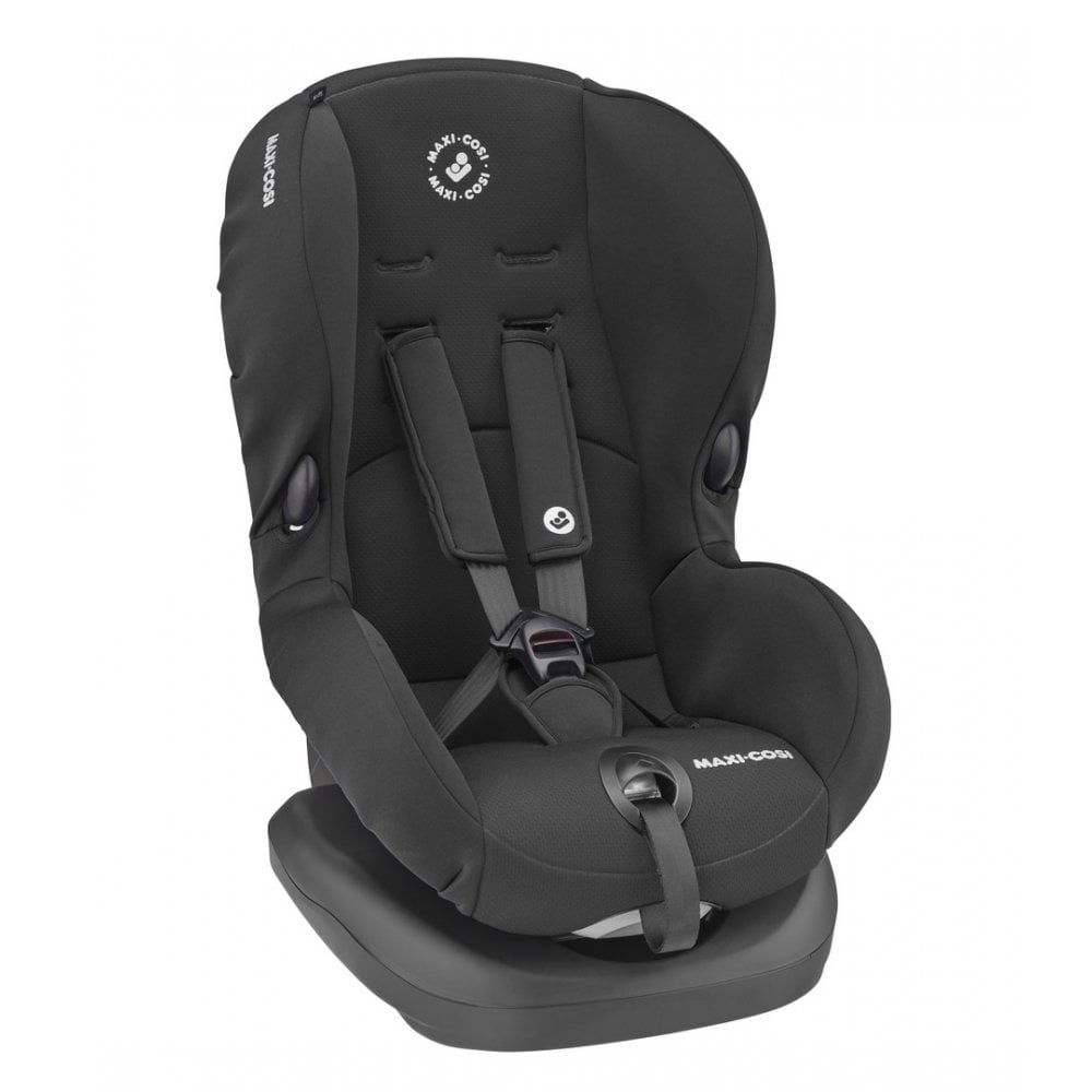 maxi cosi priori sps car seat basic black infant seat buggybaby. Black Bedroom Furniture Sets. Home Design Ideas