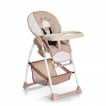 Sit N Relax 2 in 1 Highchair Set - Giraffe