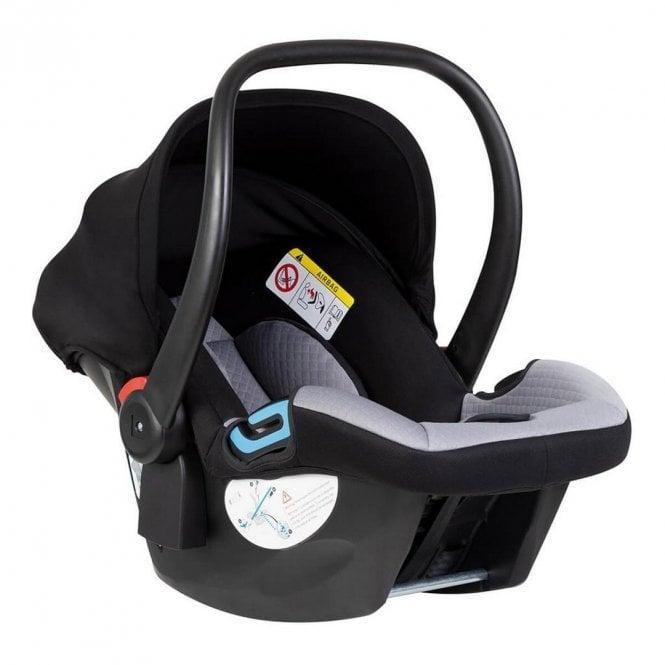 Protect V3 Infant Car Seat - Black / Silver