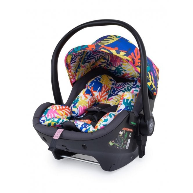 RAC Port i-Size Car Seat - Club Tropicana