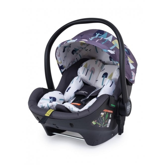 RAC Port i-Size Car Seat - Wilderness