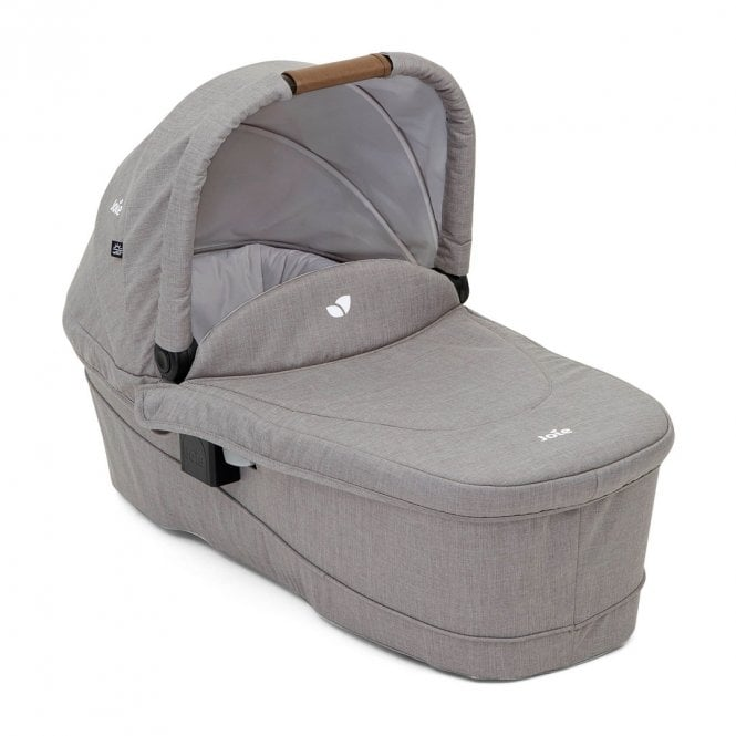 Ramble XL Carrycot - Grey Flannel