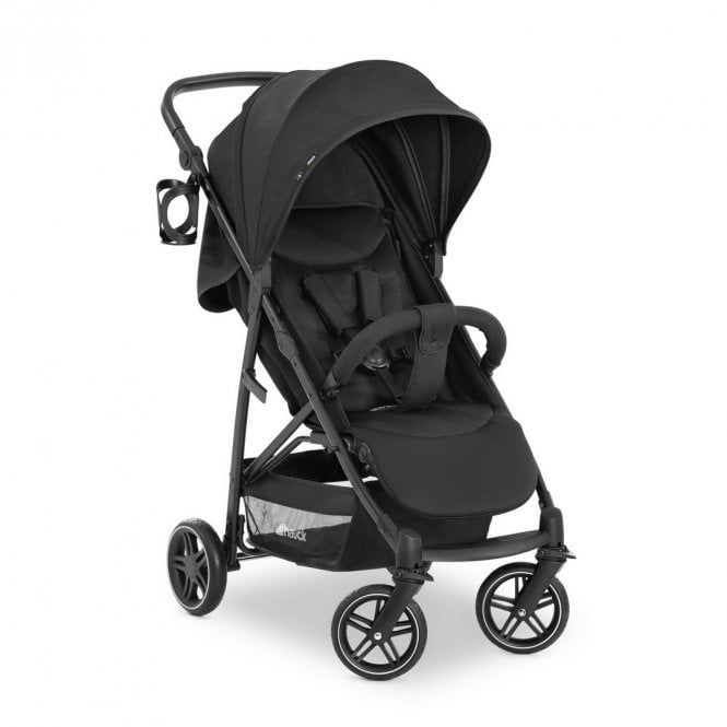 Rapid 4R Plus Pushchair - Black