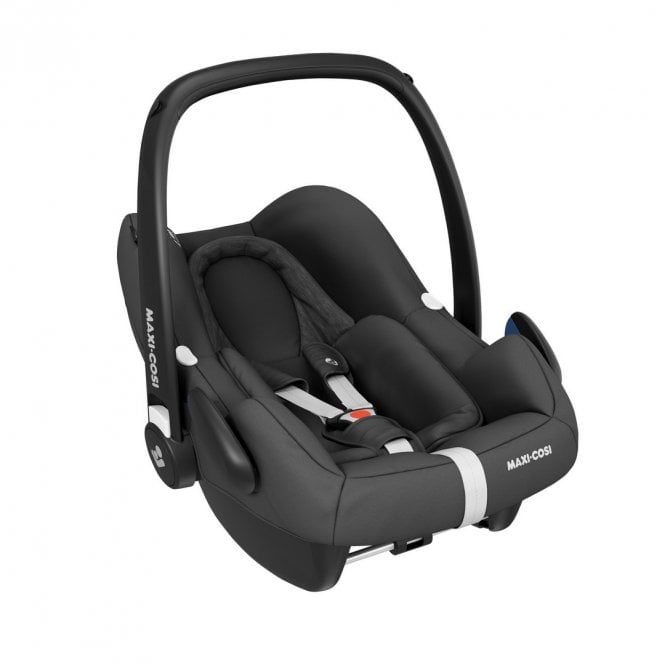 Rock Car Seat - Essential Black
