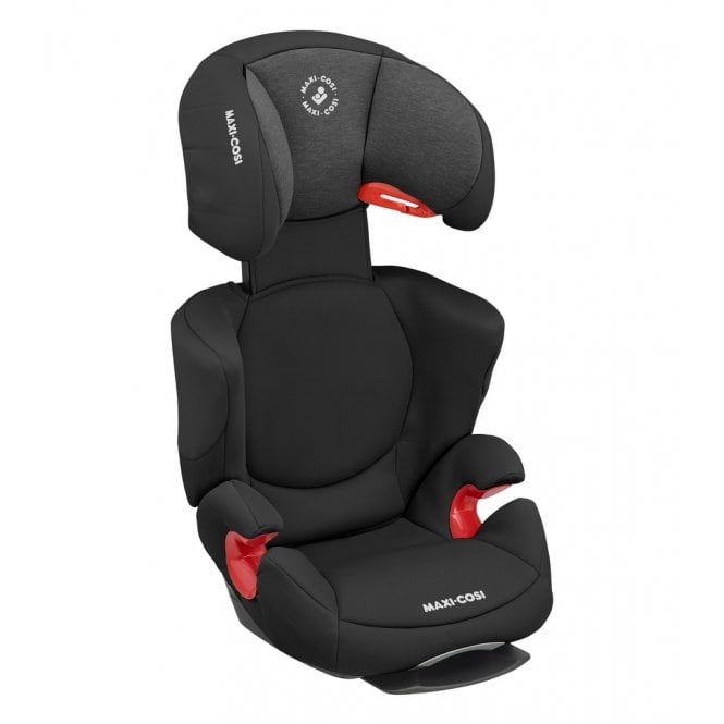 Rodi AirProtect Car Seat - Authentic Black