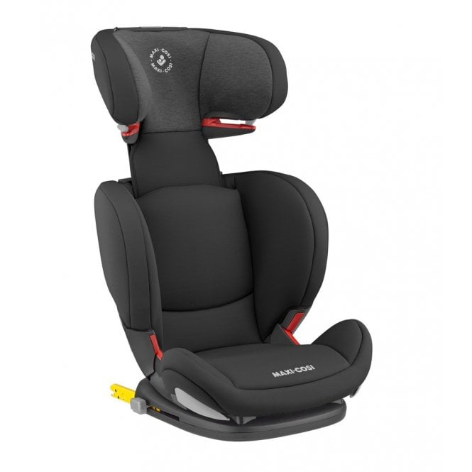 RodiFix AirProtect Car Seat - Authentic Black