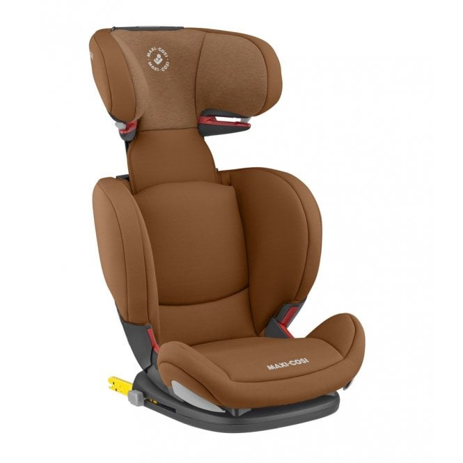 RodiFix AirProtect Car Seat - Authentic Cognac