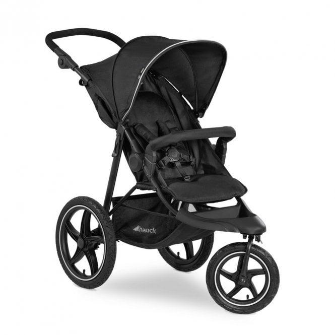 Runner2 3-Wheel Pushchair - Black