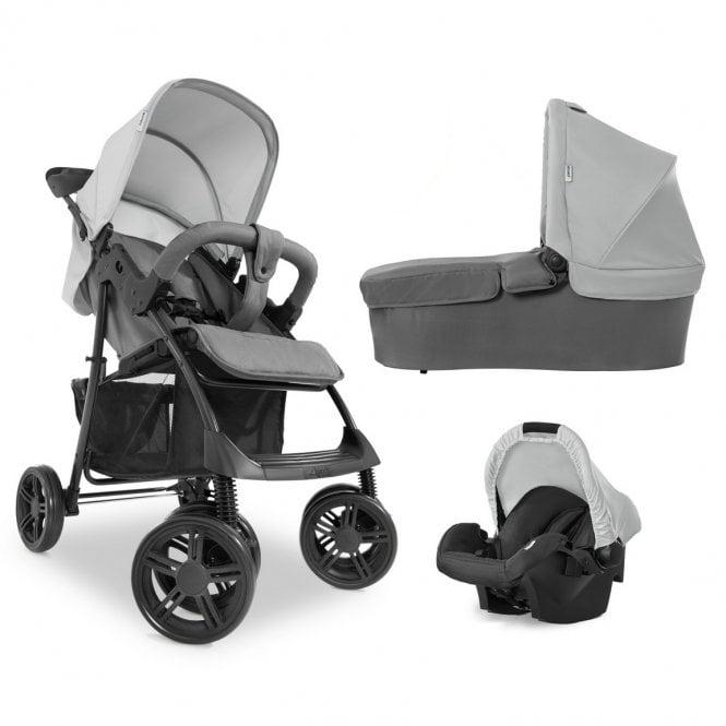Shopper Trioset - Grey