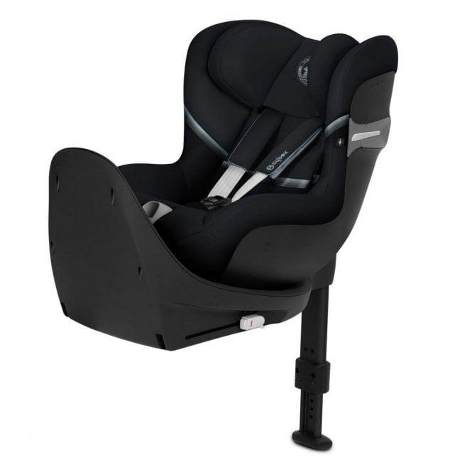 Sirona SX2 i-Size Car Seat - Deep Black