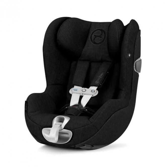 Sirona Z i-Size Plus Car Seat with SensorSafe - 2020 - Deep Black