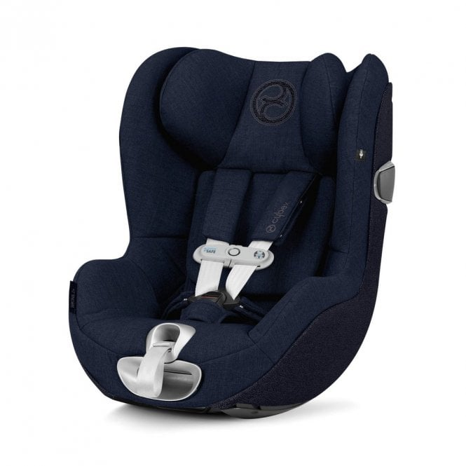 Sirona Z i-Size Plus Car Seat with SensorSafe - 2020 - Nautical Blue