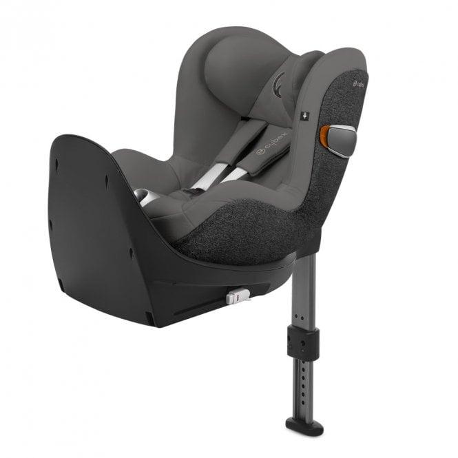 Sirona Zi i-Size Car Seat - 2020 - Soho Grey